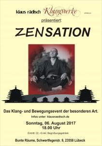 Poster Zensation